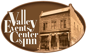 HUNTSVILLE MERCANTILE - VALLEY EVENTS CENTER & INN Logo